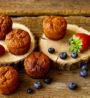 celozrnné mrkvové muffiny DSC00860