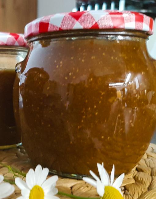 Fíková marmeláda