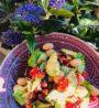 letni recept na zdravy avokadovy salat