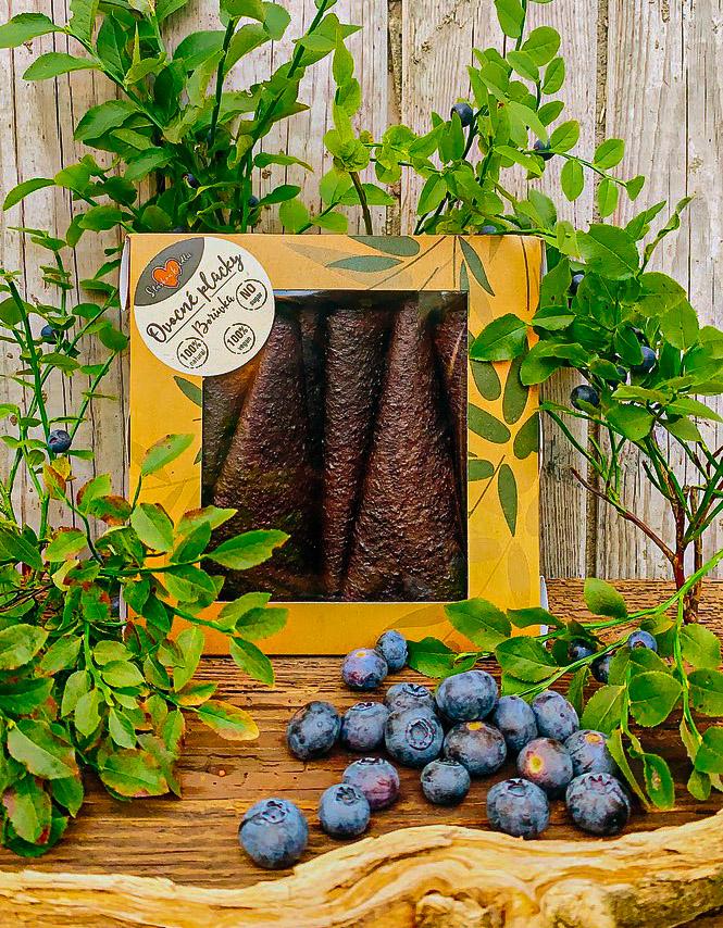 Borůvková ovocná placka