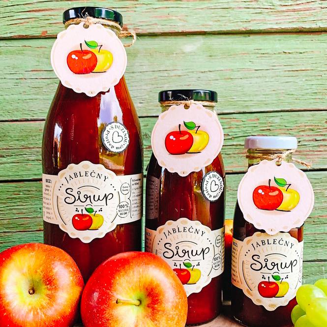 Jablečný sirup